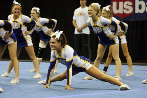 cheerleading is not a sport essay When most people think of a sport, the first thing that comes to our mind is baseball, america's favorite past time, or football, or soccer, or volleyball.